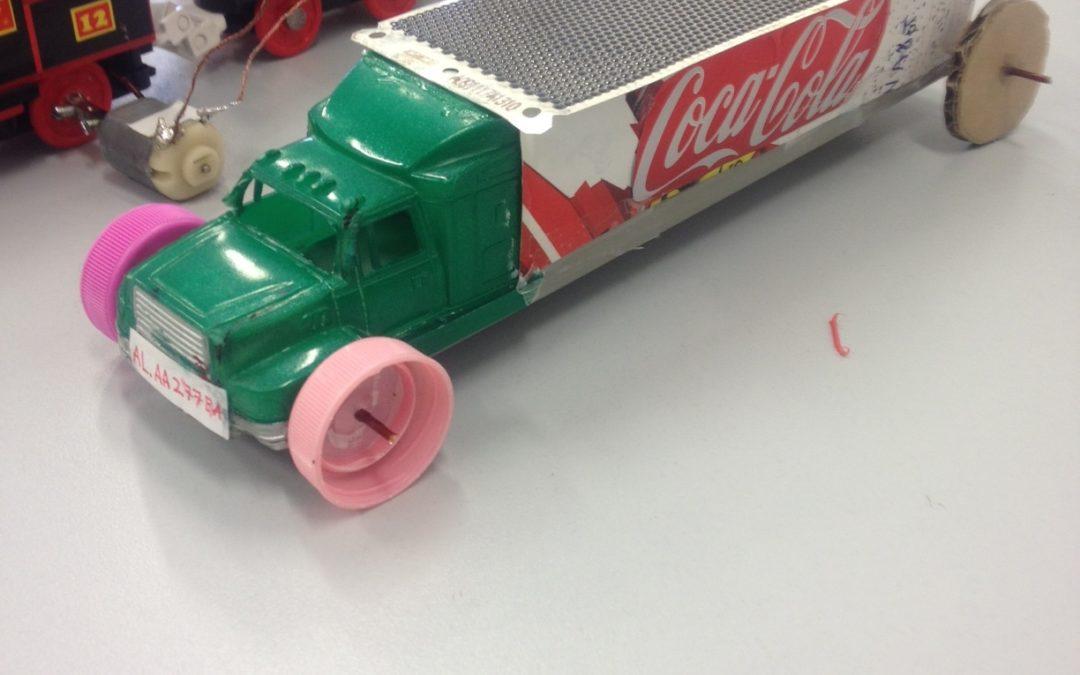 Questo l'ho fatto io!  Realizzazione di prototipi di veicoli fotovoltaici