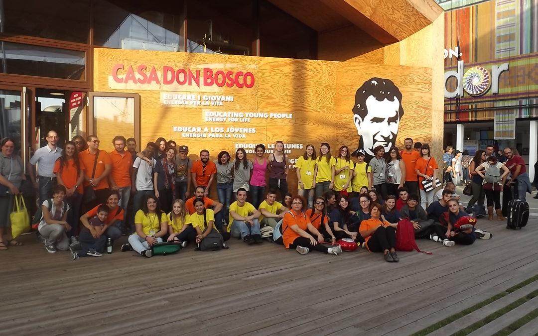 IL CIOFS EMILIA-ROMAGNA ALL'EXPO