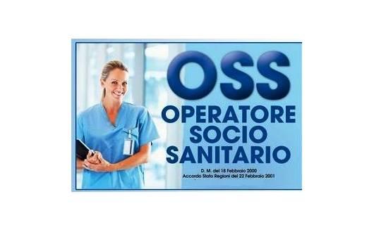 OSS – Percorso per Operatore Socio Sanitario 1000 ore