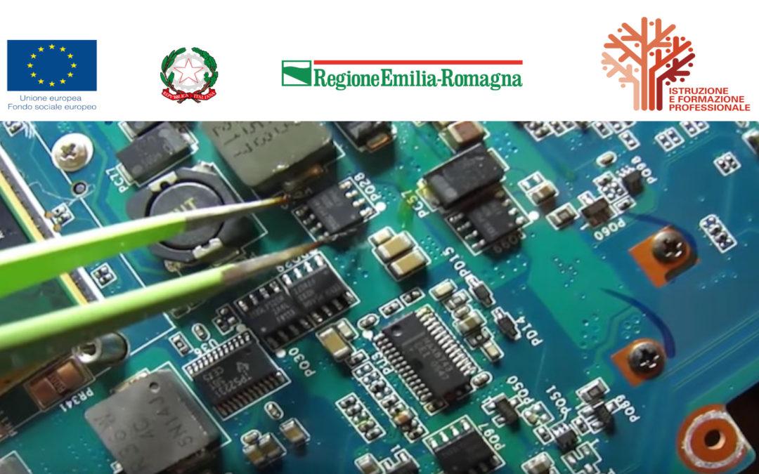 OPERATORE DEI SISTEMI ELETTRICO ELETTRONICI – IEFP 2019-2021