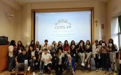"""Concorso Nazionale Ciofs-fp """"Cittadinanza con parole mie"""" : Parma terzi classificati"""