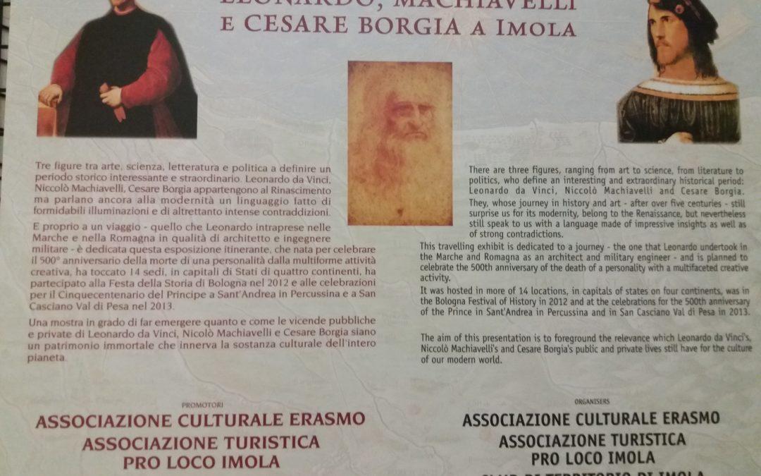 1502 – IL VIAGGIO DI LEONARDO IN ROMAGNA