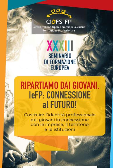XXXIII Seminario di formazione Europea